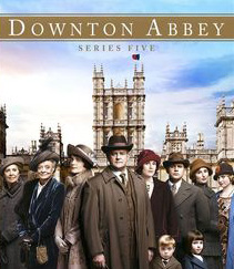 Downton Abbey Season 5 Blu-ray
