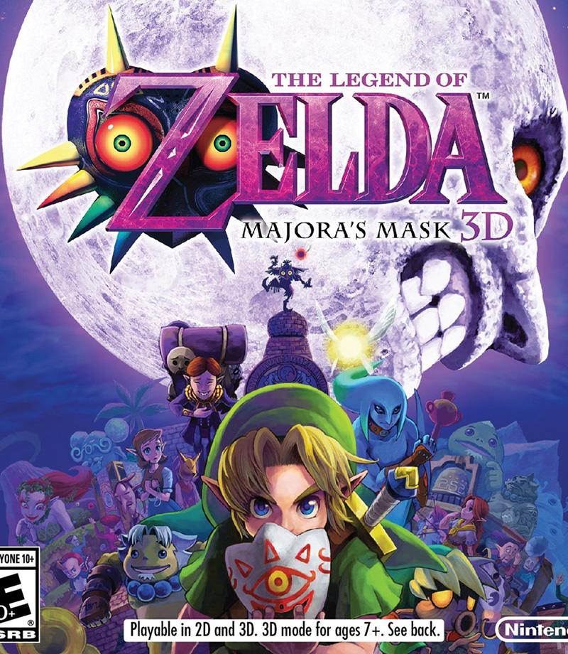 """""""Zelda:"""