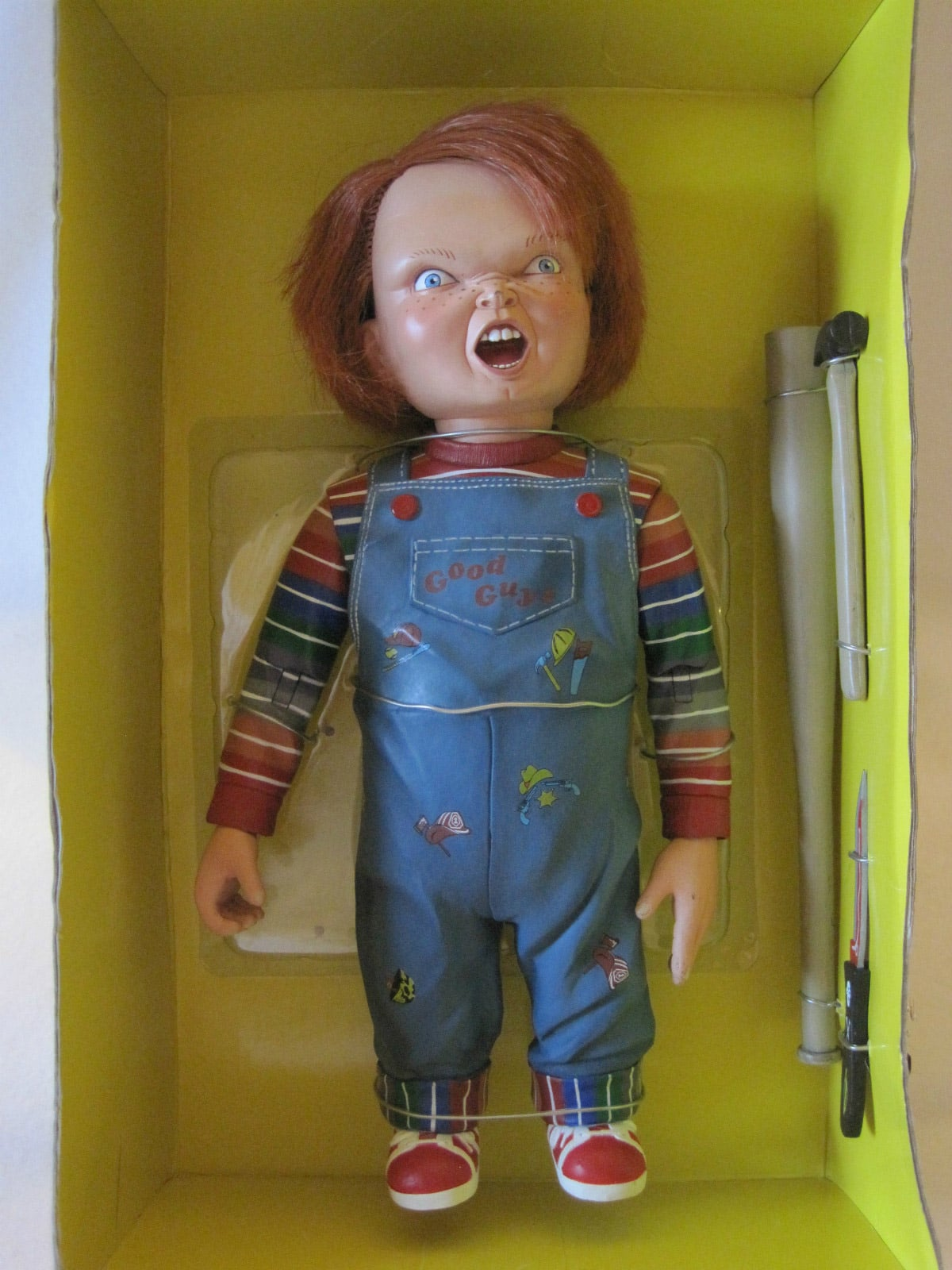 Real Chucky Doll Body