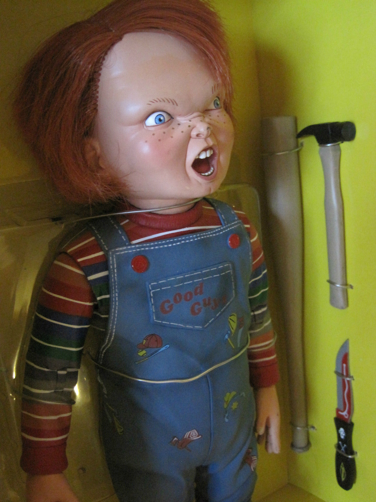 Real Chucky Doll Accessories