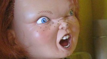 Chucky Child's Play Movie Prop Doll