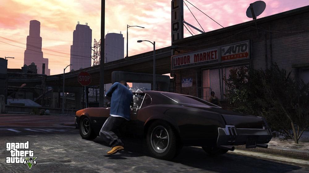GTA 5 Crimes