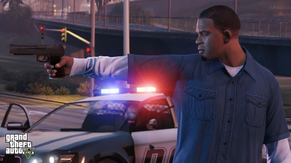 GTA 5 Cops