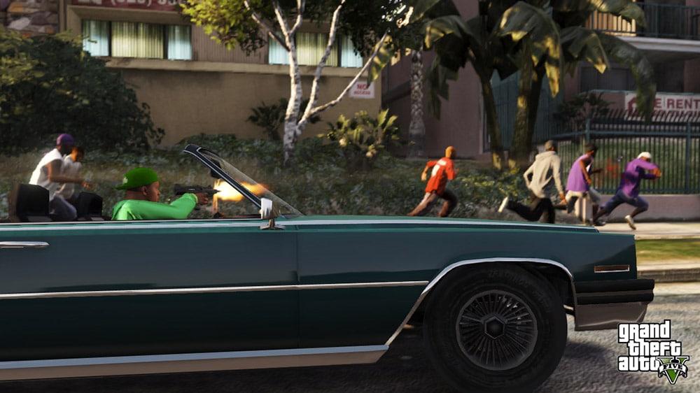 GTA 5 Classic Car