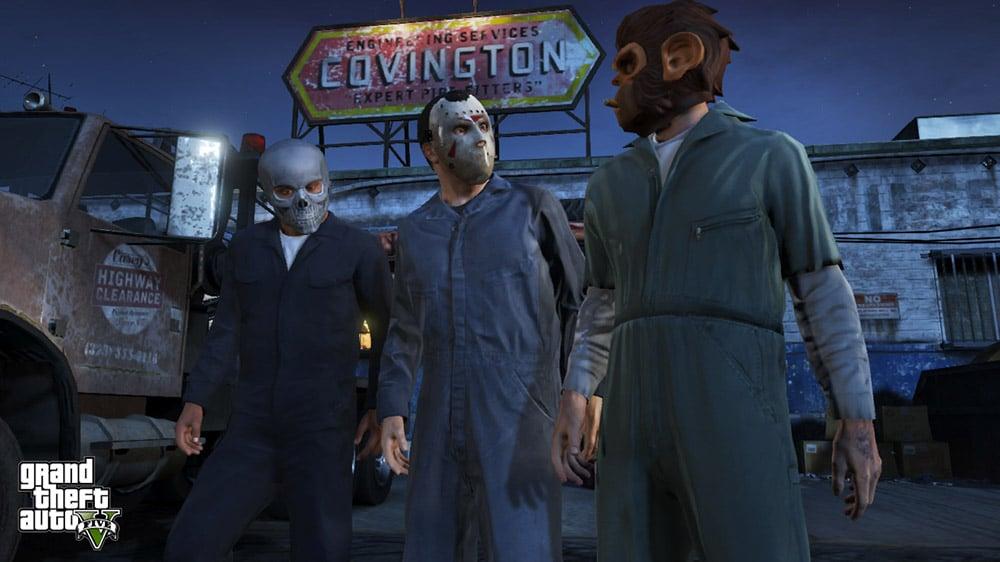 GTA 5 Crew