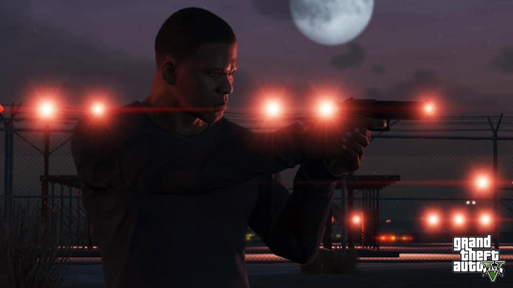 GTA 5 Gun