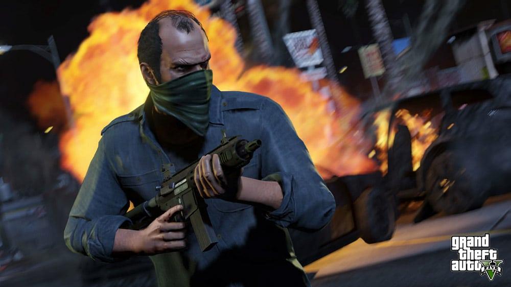 GTA 5 Robbery