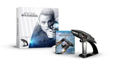 Star Trek Blu ray Phaser pre-order