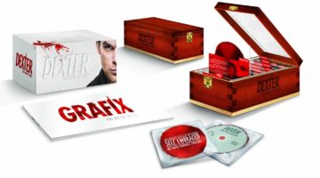 Dexter Complete Series Collections Pre-order