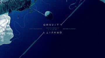 Gravity Movie Poster Print