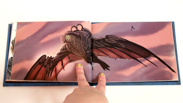 BioShock Infinite Signed Art Book Songbird
