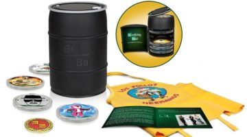 Breaking Bad Blu-ray Set Selling Out Fast