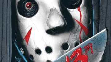 Friday the 13th Mondo Poster