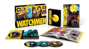 Watchmen Collectors Set on Sale!