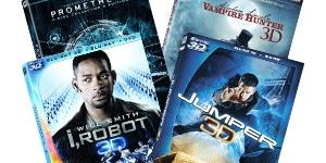 3D Blu-ray Sale
