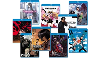 Massive Anime Blu-ray Sale