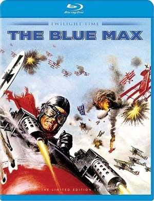 The Blue Max Blu-ray Cover