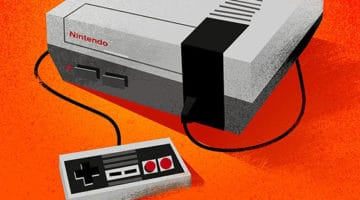 Video Game Console Print Series