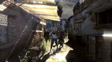 Dying Light Preview Gameplay