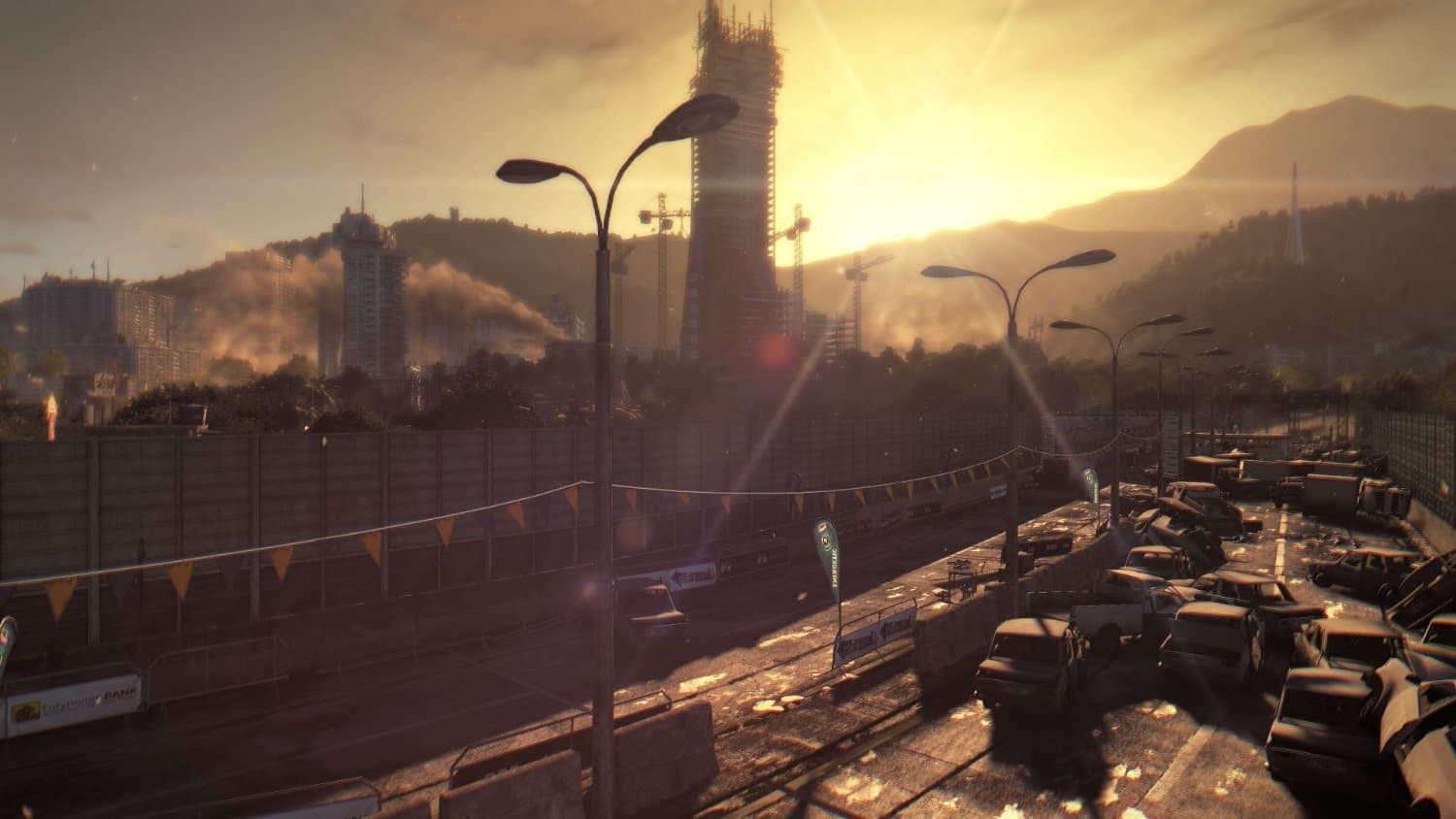 Dying Light Highway Shot