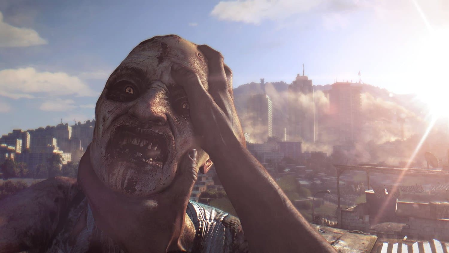 Dying Light Zombie Fight