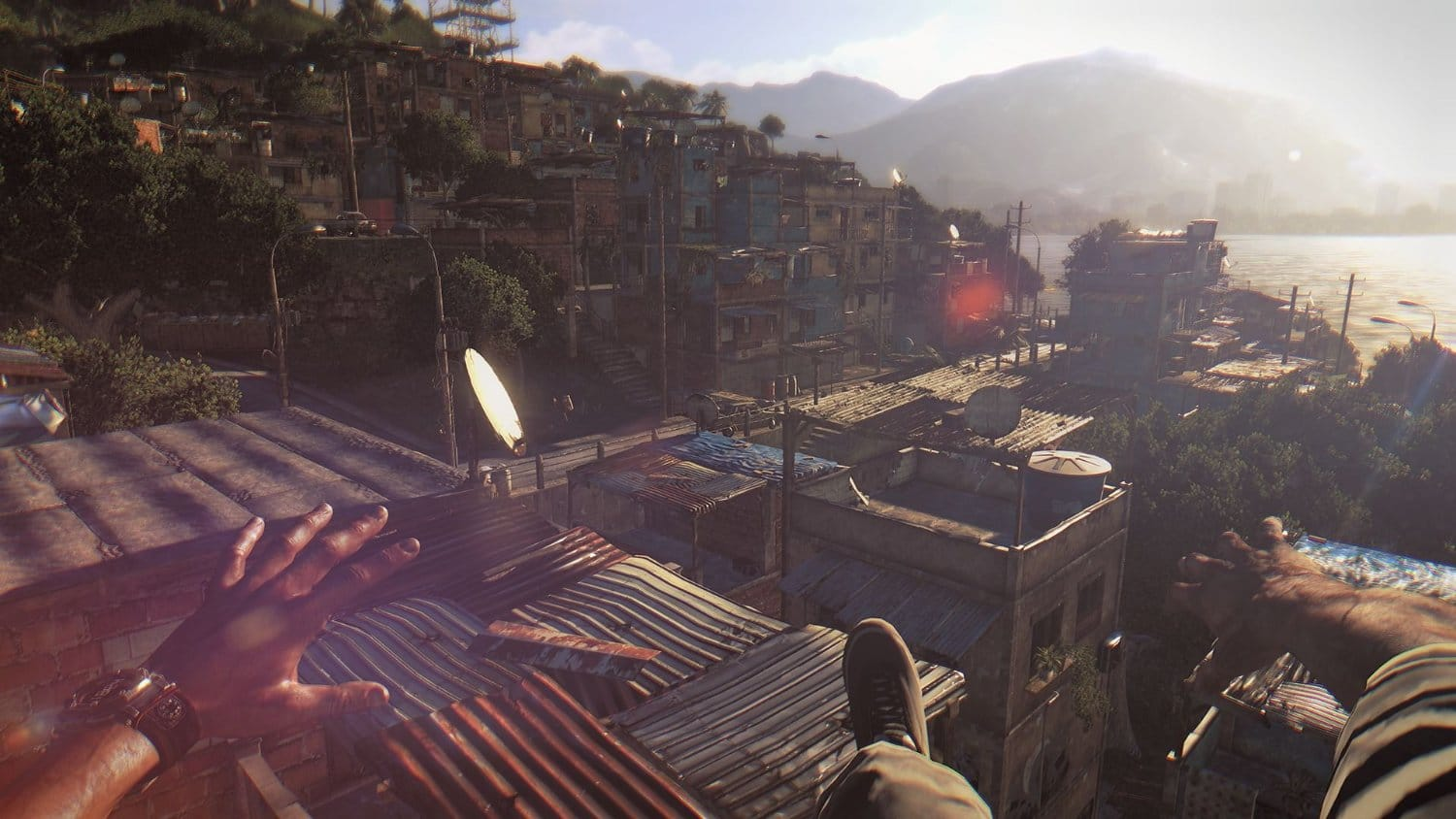 Dying Light Shanty Town