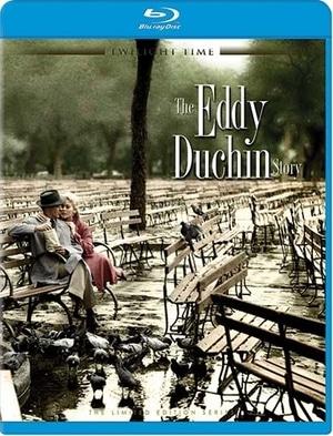 The Eddy Duchin Story Blu-ray Cover