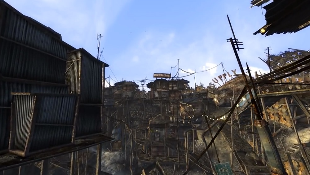 Fallout 3 Megaton Mod Screenshot