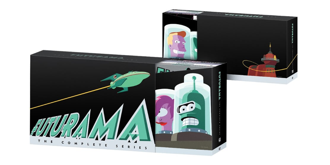 Futurama Complete Series Boxed Set
