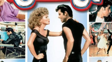 Grease Blu-ray a Day Giveaway