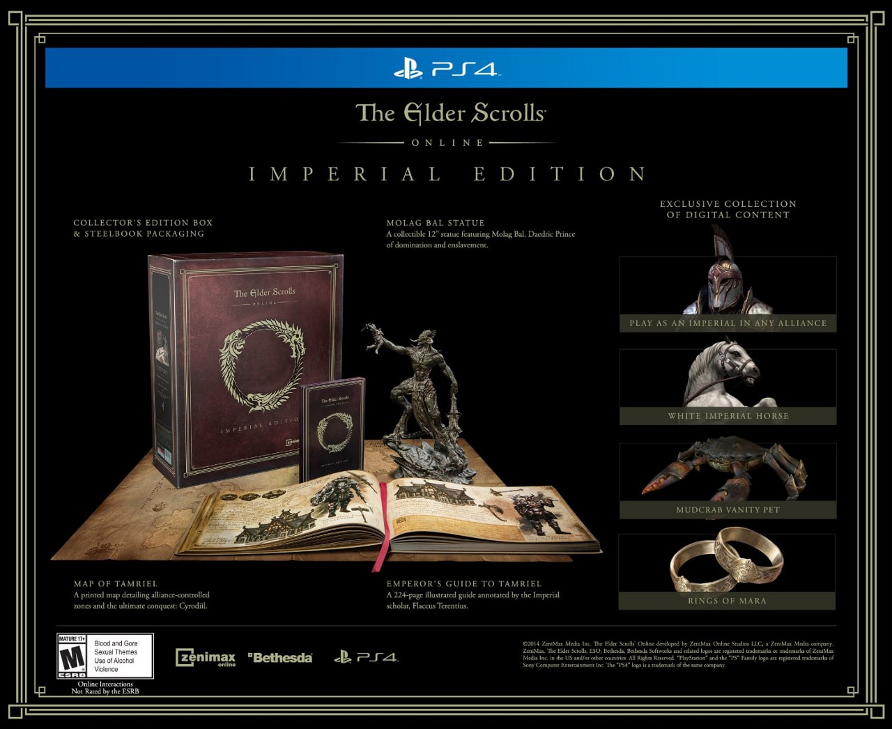 The Elder Scrolls - Imperial Edition PS4