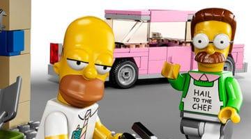 Lego Simpsons!