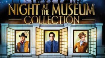 Night at The Museum Blu-ray Giveaway