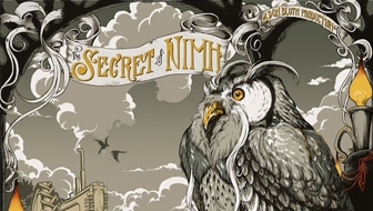 The Secret of Nimh Poster and Letterpress Prints