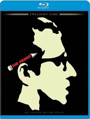 The Front Blu-ray Cover