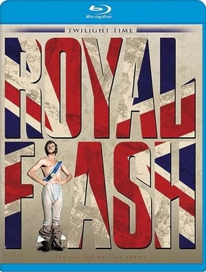 The Royal Flash Blu-ray Cover
