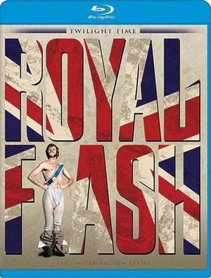 The Royal Flash Blu-ray Cover