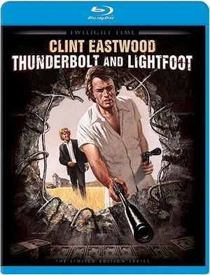 Thunderbolt and Lightfoot Blu-ray Cover