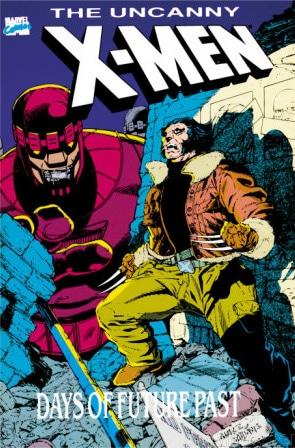 X-Men Days of Future Past Graphic Novel