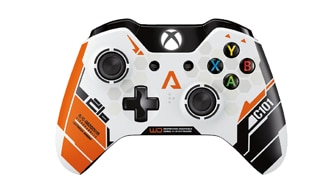 Limited Edition Titanfall Xbox One Controller