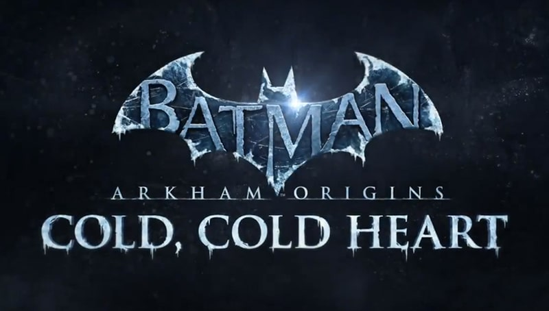 Arkham Origins Cold Cold Heart DLC