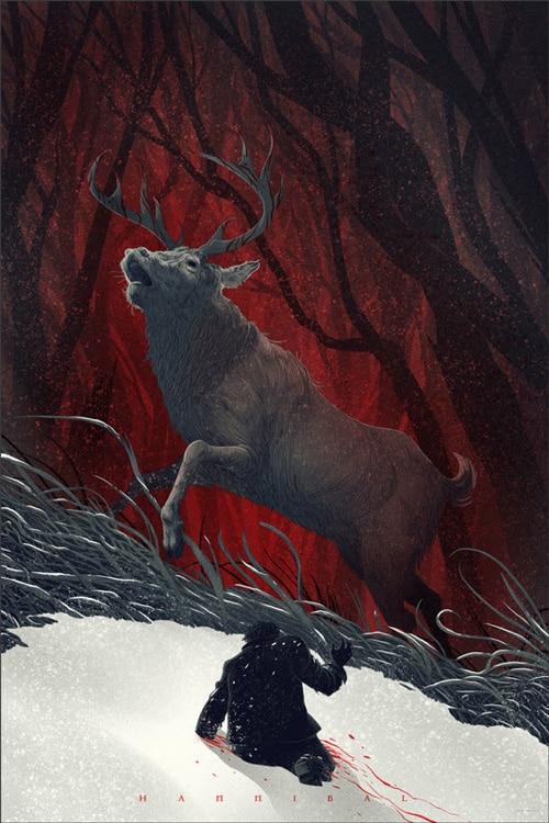Hannibal TV Show Poster