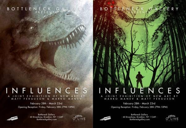 Influences Art Show