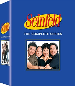 Seinfeld Complete Series - Outer Box