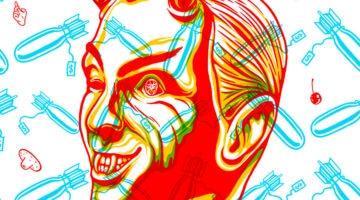 Pop Art Character Prints