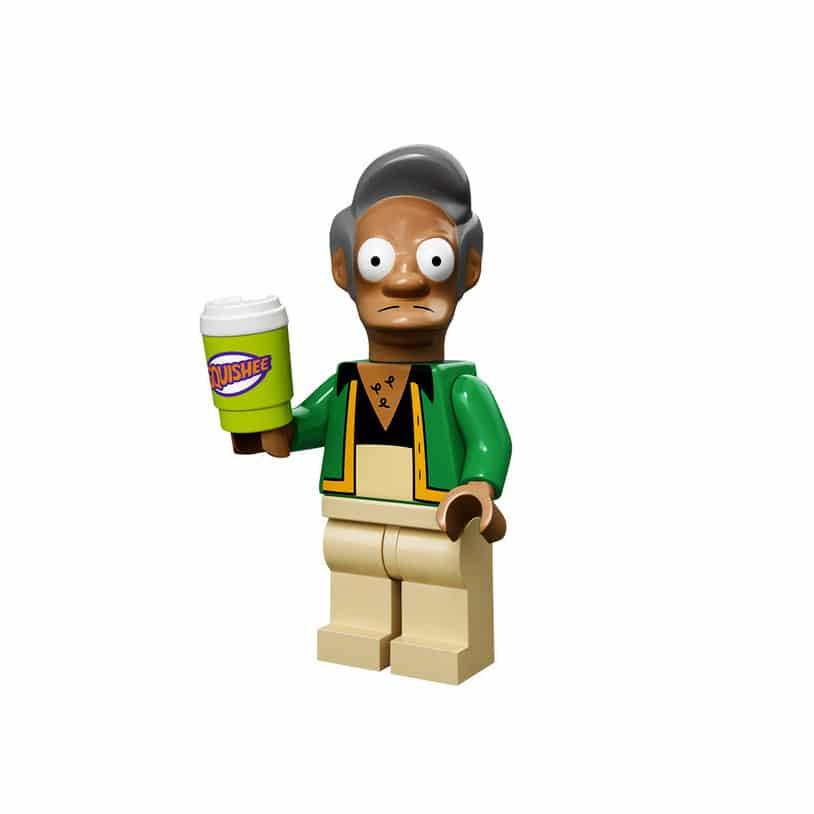 Apu Lego Minifig