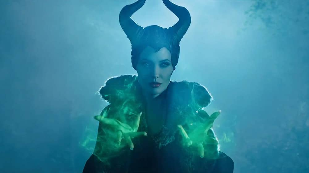 Disneys Maleficent Awesome Pose