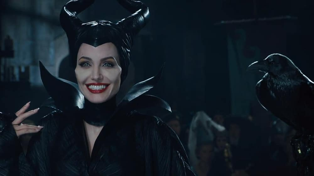 Disneys Maleficent Angelina Jolie