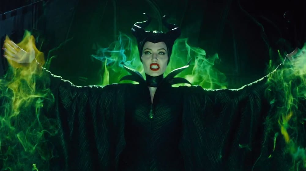Disneys Maleficent Casting a Spell