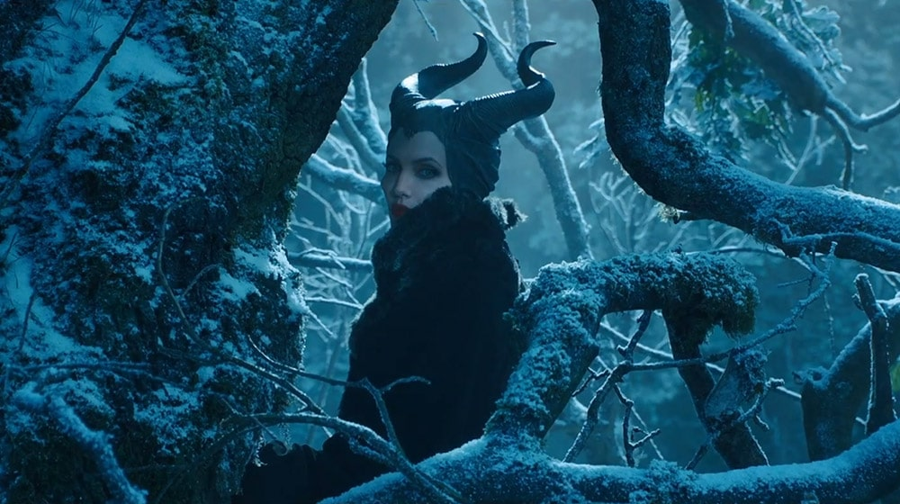 Disneys Maleficent in the Woods